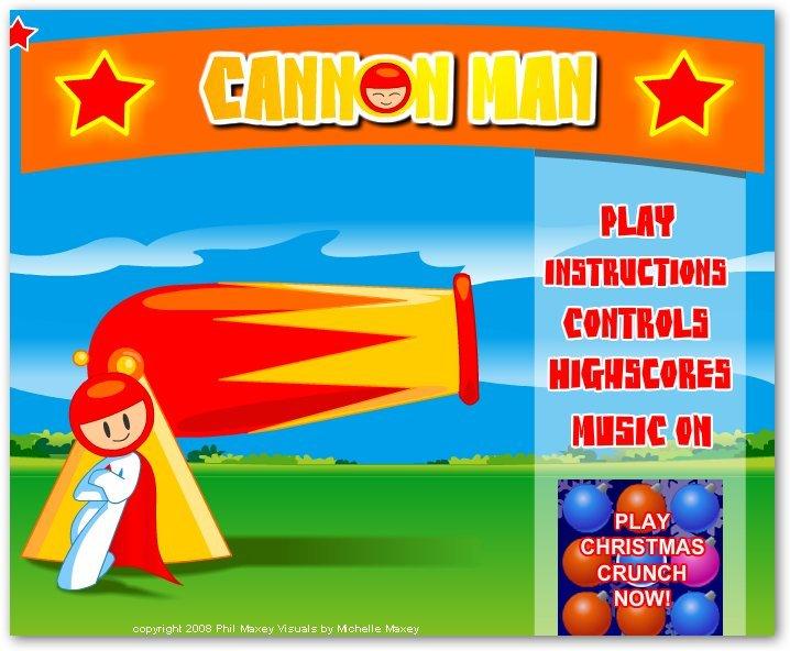 Человек-ядро / Cannon Man Онлайн