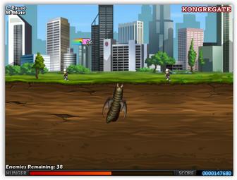 Effing Worms 2/Ядерные черви 2