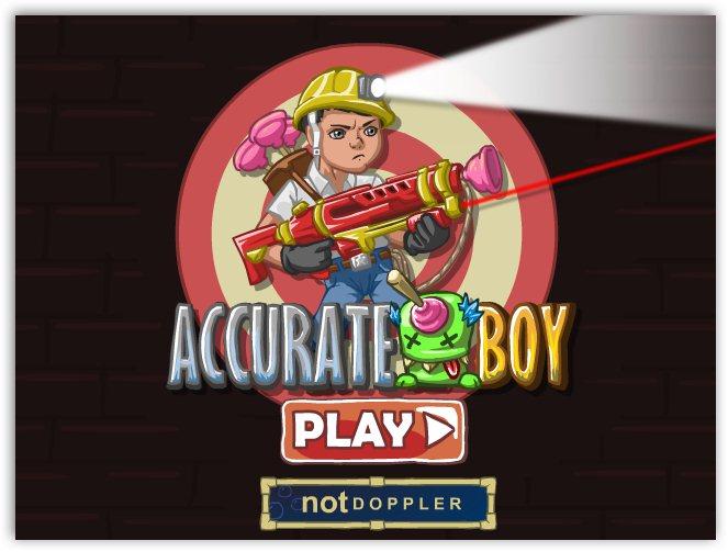 Точный стрелок / Accurate Boy