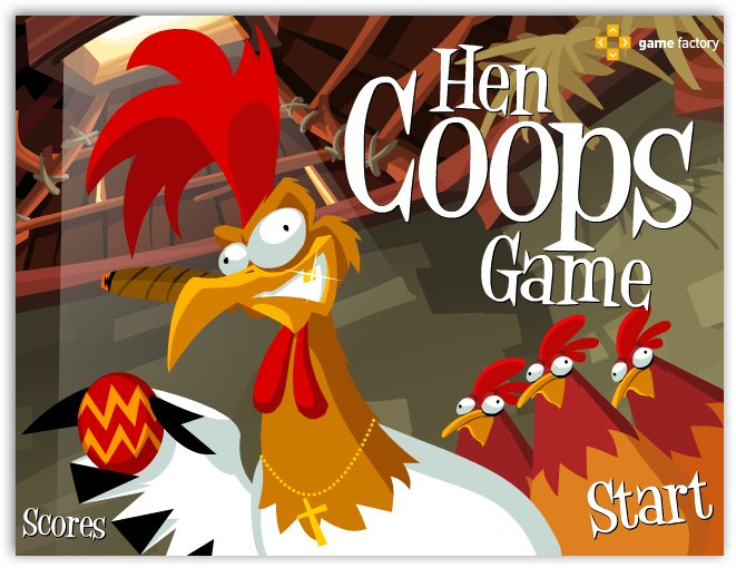 Куриные игры / Hen Coops Game